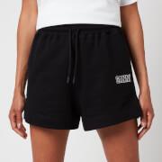 Ganni Women's Isoli Shorts - Black