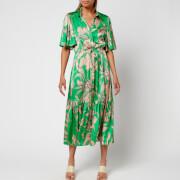 Munthe Women's Tanta Dress - Green