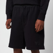 Y-3 Men's Classic Terry Shorts - Black