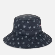 Ganni Women's Recycled Bucket Hat - Phantom