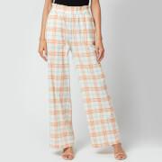 Résumé Women's Embla Trousers - Yellow