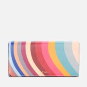 Paul Smith Women's Swirl Trifold Wallet - Multi