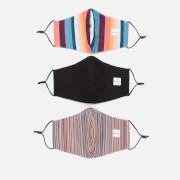 PS Paul Smith Men's 3 Pack Face Masks - Multi