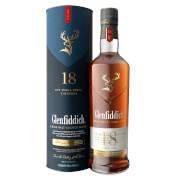 Glenfiddich 18 Year Old Single Malt Scotch Whisky 70cl