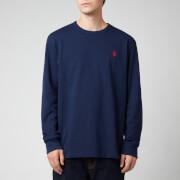 Polo Ralph Lauren Men's Jersey Long Sleeve T-Shirt - Newport Navy