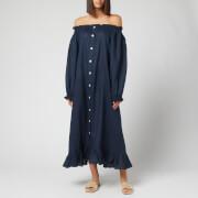Sleeper Women's Loungewear Dress - Navy