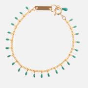 Isabel Marant Women's Casablanca Resin Bracelet - Pacific