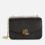 Lauren Ralph Lauren Women's Elmswood Madison Cross Body Bag - Black