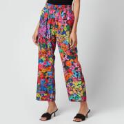 Stine Goya Women's Debra Trousers - 60's Allover