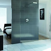 Playtime 700mm Walk-Through Shower with Integrated Shower Head