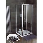 Atlas 900mm Shower Enclosure Bifold Door