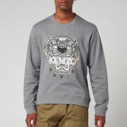 KENZO Men's Tiger Original Sweatshirt - Dove Grey