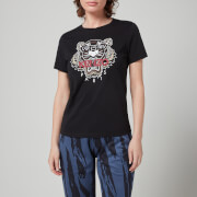 KENZO Women's Classic Tiger Classic T-Shirt - Black