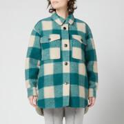 Isabel Marant Etoile Women's Harveli Jacket - Green