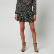 Isabel Marant Etoile Women's Naomi Skirt - Black