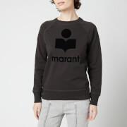 Isabel Marant Etoile Women's Milly Sweatshirt - Faded Black