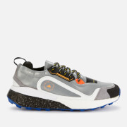 adidas by Stella McCartney Women's Asmc Outdoorboost 2.0 Cold.Rdy Trainers - Reflective Silver/Cloud White/Collegiate Royal