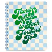 Ban.do Rough Draft Large Notebook - Look Forward