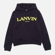 Lanvin Boys' Hooded Sweatshirt - Navy