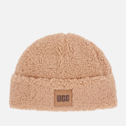 UGG Women's Sherpa Hat - Caramel