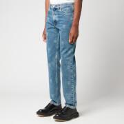Martine Rose Men's Straight Leg Jeans - Blue Denim