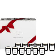 Urban Apothecary 12 Piece Luxury Candle Library 35g