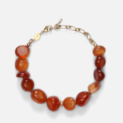 Anni Lu Women's Alba Bracelet - Orange