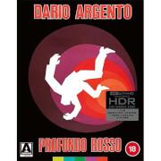 Deep Red Arte Originale Limited Edition 4K Ultra HD - Arrow Store Exclusive