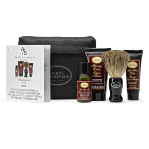Gillette The Art of Shaving Sandalwood Travel Kit