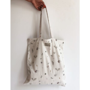 Cam Cam Fawn Tote Bag and Gift Set (Free Gift)