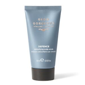 Grow Gorgeous Defence Detoxifying Scalp Scrub 30ml
