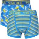 Ecko Men's 2-Pack Boxers - Stripes/Blue
