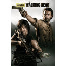 The Walking Dead Banner - Maxi Poster - 61 x 91.5cm