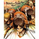 Attack on Titan Attack - Mini Poster - 40 x 50cm