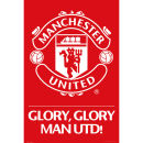 Manchester United Crest - Maxi Poster - 61 x 91.5cm
