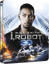 I, Robot 3D (Includes 2D Version) - Zavvi Exclusive Limited Edition Steelbook (UK EDITION)