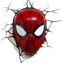 Marvel Spider-Man Mask 3D Light