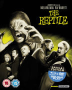 The Reptile - Double Play (Blu-Ray en DVD)
