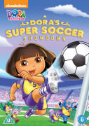 Dora's Super Soccer Showdown