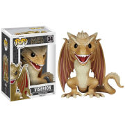 Figurine Pop! Dragon Viserion - Game of Thrones 15 cm