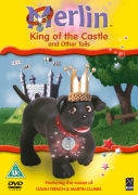 Merlin Magical Puppy: King Of Castle and Other Tails
