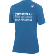 Castelli Advantage T-Shirt - Blue