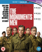 The Monuments Men (Bevat UltraViolet Copy)