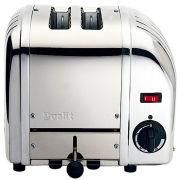 Dualit 20245 Classic Vario 2 Slot Toaster Polished