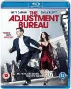 The Adjustment Bureau (Single Disc)