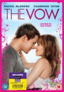 The Vow (Bevat UltraViolet Copy)