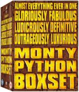 Monty Python Almost Everything Box Set