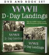 WWII: D-Day Landings (Bevat Book)