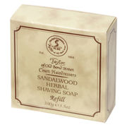 Taylor of Old Bond Street Sandalwood Shaving Soap Refill (100g)
