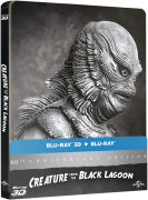 Creature from the Black Lagoon 3D - Limited Edition Steelbook (Includes 2D Version)